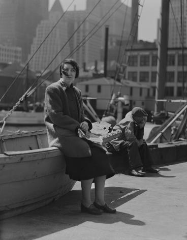 Berenice Abbott, New York, 1946
