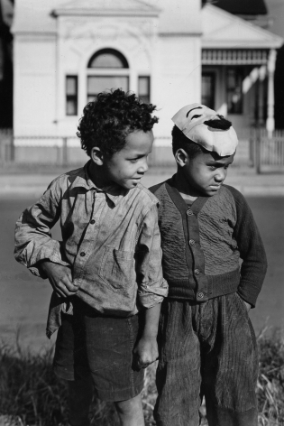 Detroit (Boys with Masks), 1941