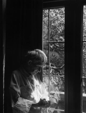 Dorthea Lange, Berkeley, California, 1955