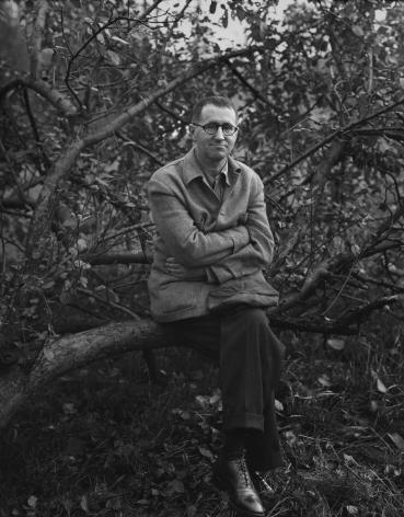 Bertolt Brecht, New Jersey, 1946