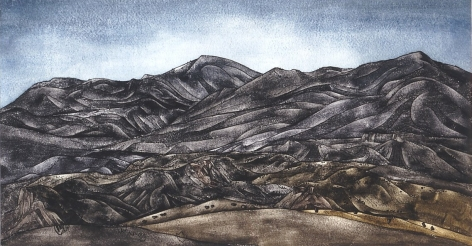 CADY WELLS NEW MEXICO LANDSCAPE