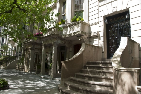 Nicholas Hall Art Gallery Old Masters Upper East Side Exterior Entrance