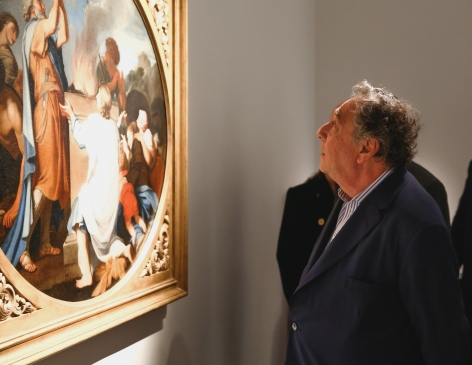Exhibition Opening of Paintings by Carlo Maratti