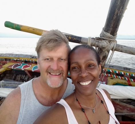 Timothy McClanahan, PhD &  Nyawira Muthiga, PhD