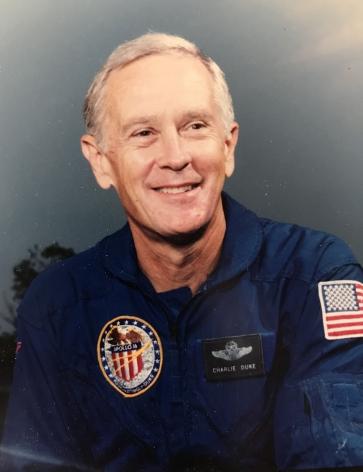 Charles Moss Duke, Jr.
