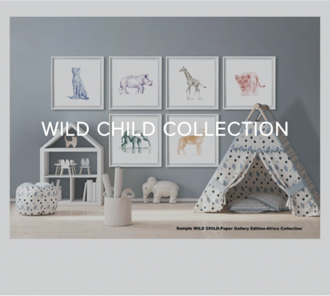 You GIVE BACK when you collect Banovich Wild Accents - SHOP BANOVICH KIDS-WILD CHILD Collection