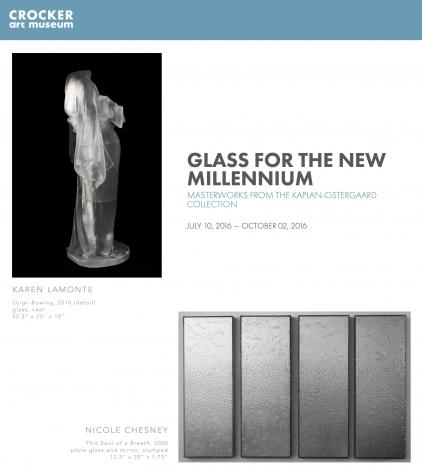 SUMMER OF GLASS AT CROCKER MUSEUM