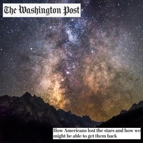 How Americans lost the stars...and how we might be able to get them back