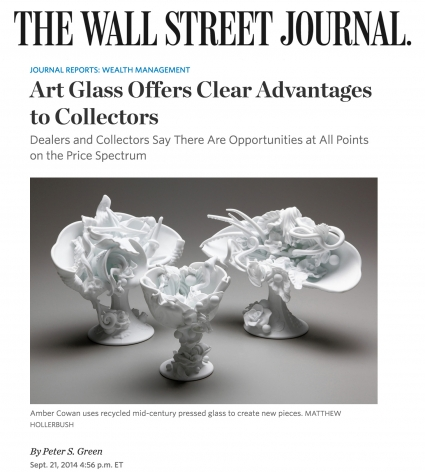 Art Glass Offers Clear Advantages to Collectors