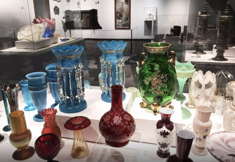 Two Centuries of Glass