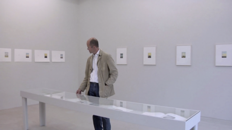 Peter Frie + Tomas Tranströmer: Stor och Långsam Vind, 2007