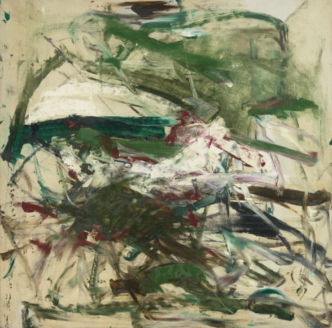 Joan Mitchell, Untitled, 1960
