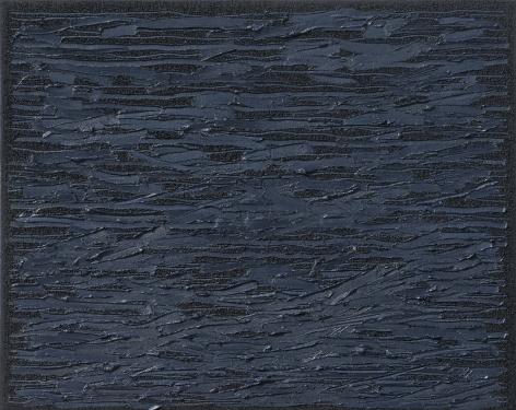Ha Chong-Hyun, Conjunction 16-355 (2016). Oil on hemp cloth, 130 x 162 cm (51.3 x 63.86 inches), Tina Kim Gallery