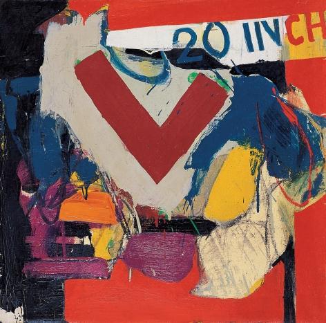 Wook-Kyung Choi, Untitled, 1963