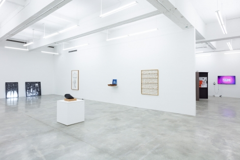 Group show with Commonwealth and Council. Image by Jeremy Haik