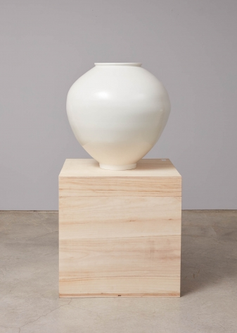 Installation View ofIncomplete Perfectionby Kang Minsoo. Image by Jeremy Haik.