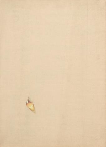 Kim Tschang-Yeul (b. 1929) Water drop, 1976 Oil on linen, Tina Kim Gallery