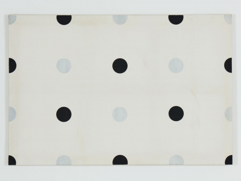 Deeply... more Deeply... 1996-2013. Acrylic on canvas. 51.18 x 76.38 inches (130 x 194 cm)