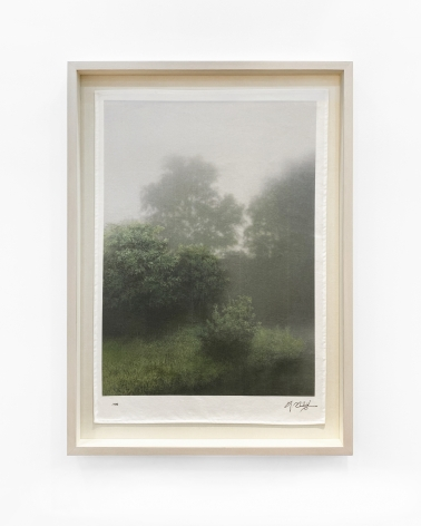 Kibong Rhee, Untitled (based on Soundless Moment, 2018), 2020 Limited edition artist print on high-quality cotton 27 3/5 × 19 7/10 in 70 × 50 cm Edition of 100