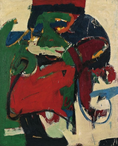 Untitled, c. 1960s. Acrylic on canvas.42.13 x 33.86 inches(107 x 86 cm)