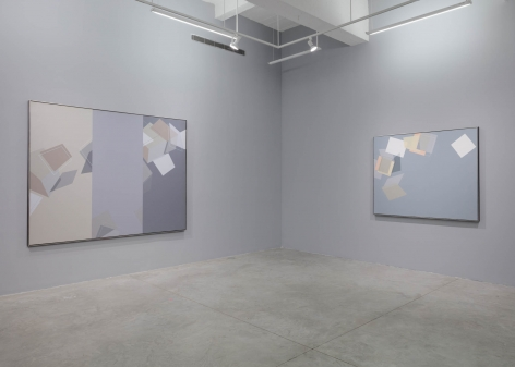 Suh Seung-Won: Early Works: 1960s to 1980s at Tina Kim Gallery, 2019