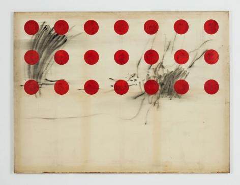 Kim Yong-Ik, Untitled, 1990
