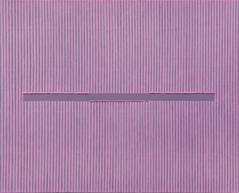 Park Seo-Bo (b. 1931) Ecriture No. 060730, 2006 Mixed media with Korean hanji paper on canvas 51.18 x 63.78 inches 130 x 162 cm