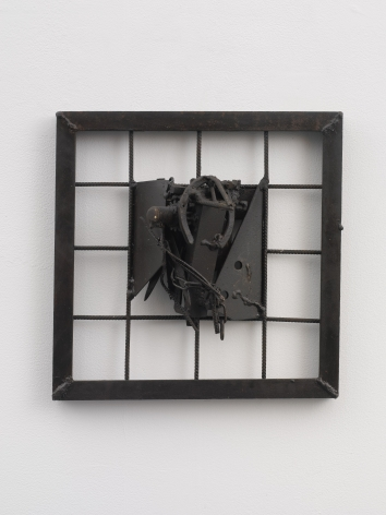 Untitled, 2004, Welded steel