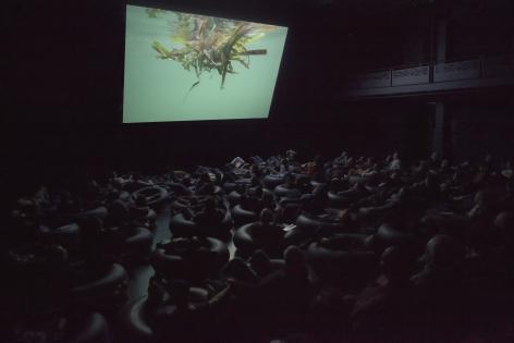 Y entonces el mar te habla (And the Sea Will Talk to You), 2012, 45 minute single channel digital film