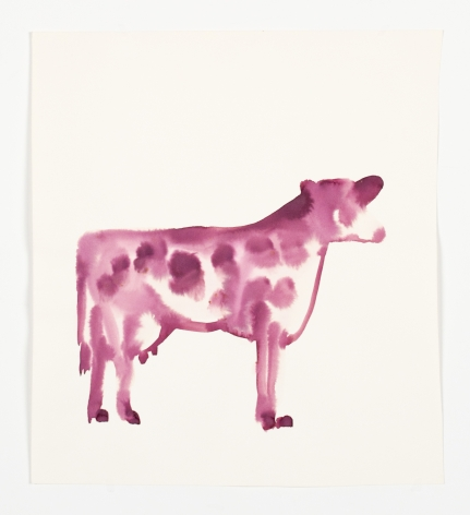 Untitled, from the Animalsseries [011], n.d., Watercolor On Paper