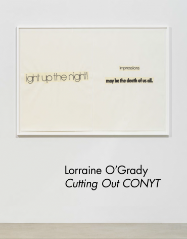 Lorraine O'Grady