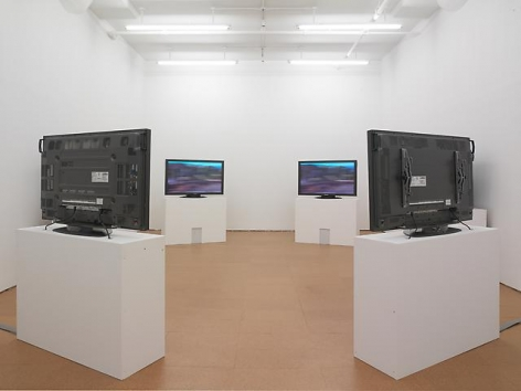 Meadowlark 6-channel video installation, 6 minute 41 second cycle; Edition of 8 with 2 APs
