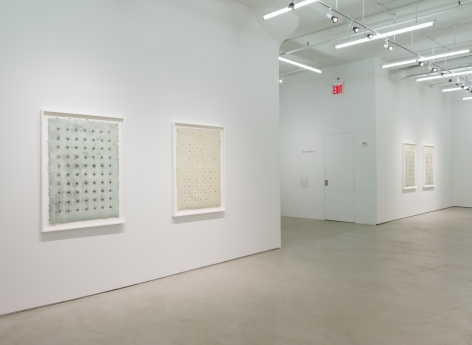 Harmony Hammond, installation view, Alexander Gray Associates, 2016