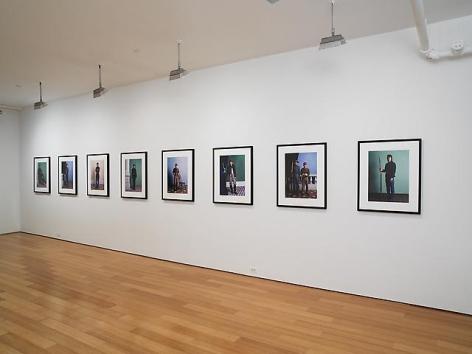 Installation view Alexander Gray Associates, 2008