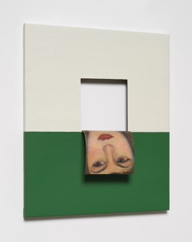 Doubleface (Buff Titanium White/Sap Green), 2019