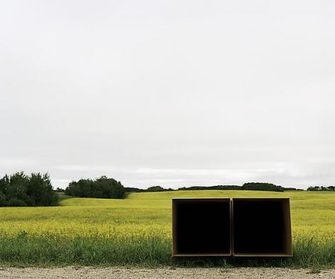 Double Cube Formation, No. 1, Saskatoon, SK (2011)