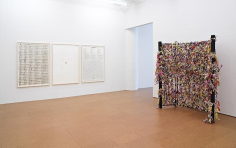 What's Left: Artworks Made by a Public