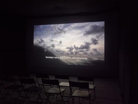 Y entonces el mar te habla (And the Sea Will Talk to You), 2012