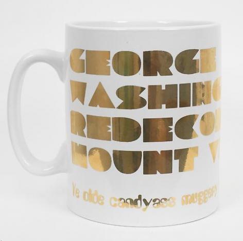 George Washington Redecorates Mount Vernon (Gold) (2009)