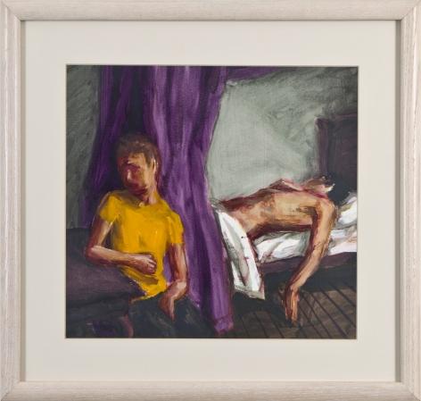 Purple Drape (1988)