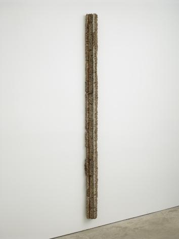 Leonardo Drew,Number 177, 2015, Wood, paint