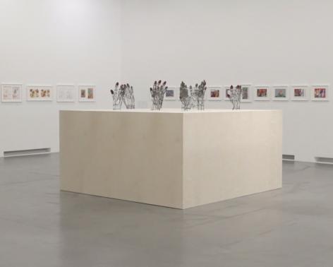 Teresa Burga: Aleatory Structures,Migros Museum für Gegenwartskunst, Zurich, Switzerland (2018)