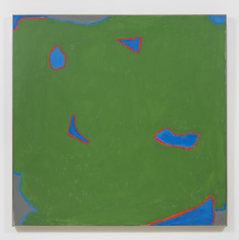 Betty Parsons, Green #1, 1971