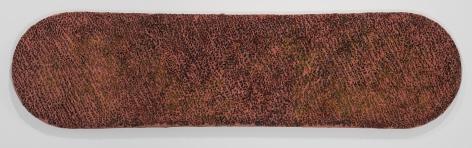 Bitteroot (1976) Oil and Dorland's Wax Medium on canvas
