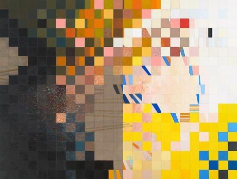 More (2010) Oil on linen