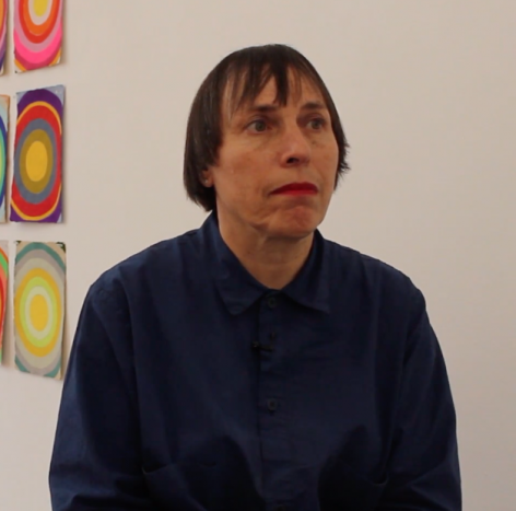 Polly Apfelbaum interviewed at Ikon Gallery (2018)
