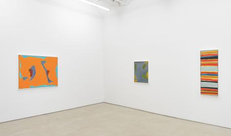 "Betty Parsons: ""Heated Sky"" exhibition walkthrough (2020)"
