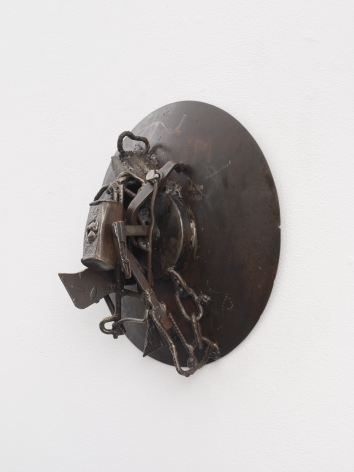 Wayou Tugge, 2014, Welded steel