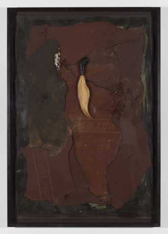 Untitled (Form of Desire), 1992, Mixed media
