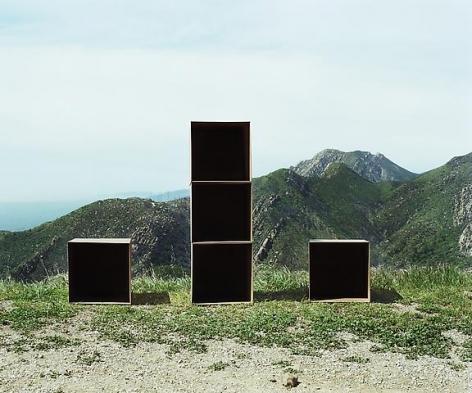 Septuple Cube Formation, No. 1, Santa Barbara (2011)